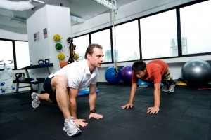 golf fitness aspire club