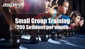 Small Group Training Bangkok